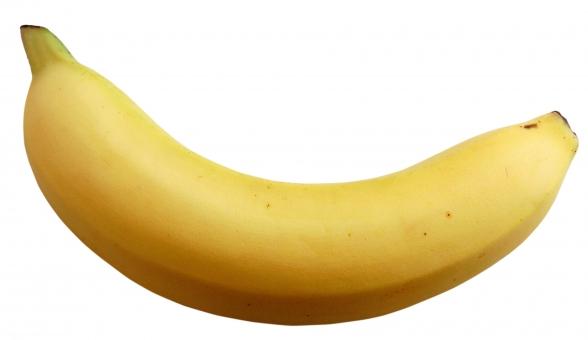 理想はつるんと無臭、バナナ便